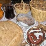 Gastronomía variada